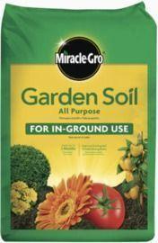 Miracle-Gro Garden Soil All Purpose 0.75-cu ft Garden Soil