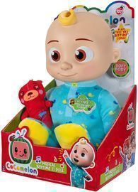 CoComelon Official Musical Bedtime JJ Doll