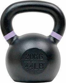 Tru Grit 44-lb Cast Iron Kettlebell