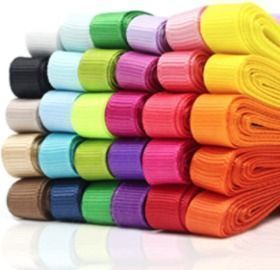 Grosgrain Ribbon - 30 Colors