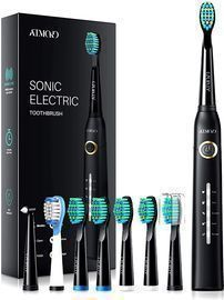 Atmoko Electric Toothbrush w/ 8 Brush Heads