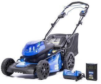 Kobalt 40-Volt Max Brushless 20 Self-Propelled Cordless Electric Lawn Mower