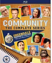 Community: The Complete Series (Blu-ray)