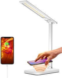 LED Wireless Charging Desk lamp