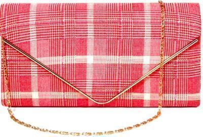 Plaid Clutches