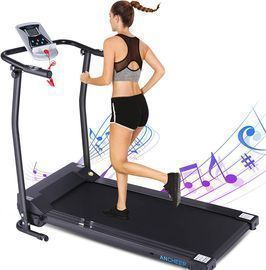 Treadmill Fitness Machine