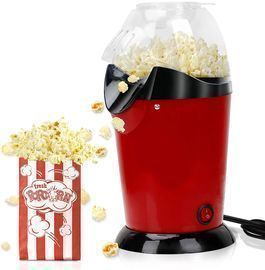 Hot Air Popcorn Poppers with 10 Packs Paper Bags