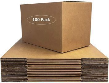 100 Pack Moving Boxes