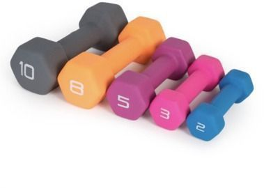 In Stock Alert! CAP Barbell Neoprene Dumbbells