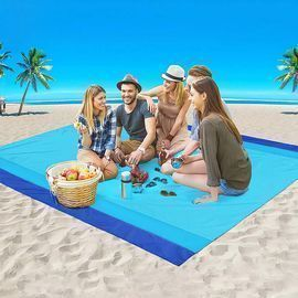 Large Sandproof Beach Blanket
