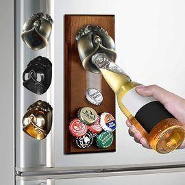 Wall Mounted Bottle Opener
