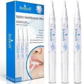 Beaueli Teeth Whitening Pen, 3 Pack