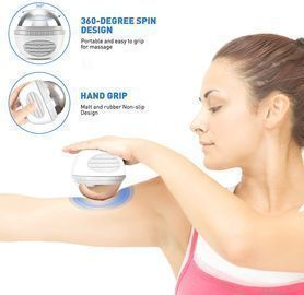 Ice Therapy Ball Roller