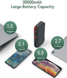 Travel Charger Portable Power Bank
