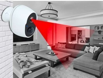 Smart WiFi  Home Security Camera