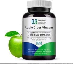 Organic Apple Cider Vinegar Capsules