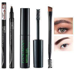 Eyebrow cream gel with Eyebrow Pencil