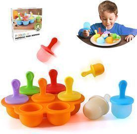 Silicone Ice Pop Molds Maker