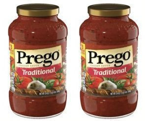 Prego 26oz Italian Sauce (Plain or Meat)