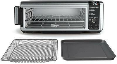 Ninja SP101 Foodi 8-in-1 Digital Air Fry Oven (Certified Refurb)