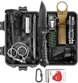 12 in 1 Survival Kit