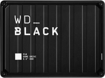 5TB WD Black P10 Game Drive USB 3.2 Portable Hard Drive