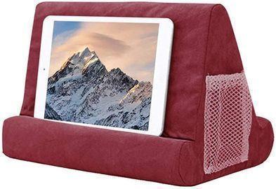 Fourd Pillow Foam Lap Rest Cushion (Wine Red)