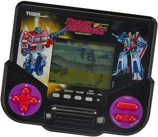 Tiger Electronics Transformers Robots in Disguise Electronic Handheld