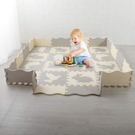Baby Play Mat with Fence