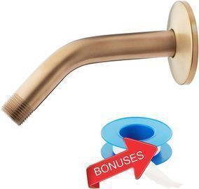 Shower Head Extender Pipe Arm