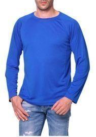 Long-Sleeve Pull-Over Sweatshirts