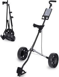 2 Wheel Golf Push Cart