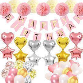 Birthday Decorations Set