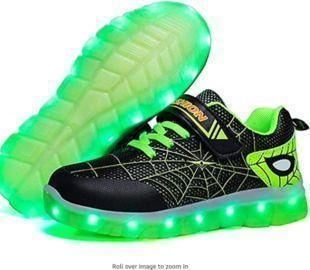 Kids Light Up Shoes