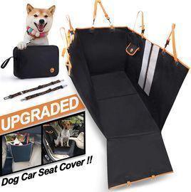 Car Pet Hammock Seat Covers