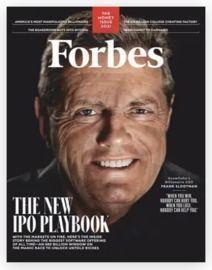 Forbes Magazine 1yr