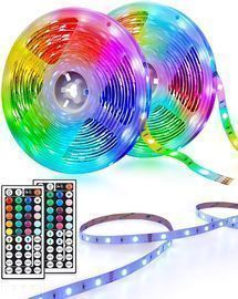 65.6 FT LED Strip Lights with Remote Control