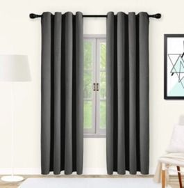 Soft Velvet Curtains