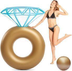 Diamond Ring Pool Float