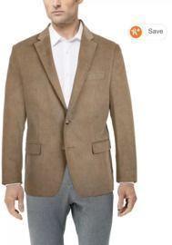 Lauren Ralph Lauren Men's Classic-Fit Ultraflex Corduroy Sport Coat