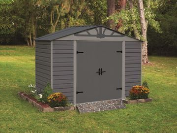 Arrow Storage Products Admiral Series 8' x 5' Steel Storage Shed