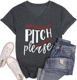Pitch Please T Shirt