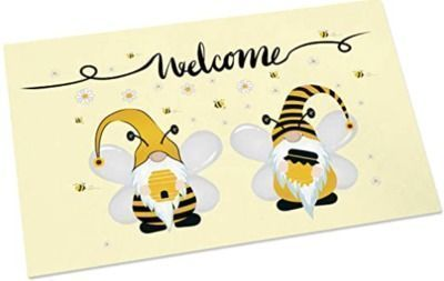 Gnome Welcome Mat