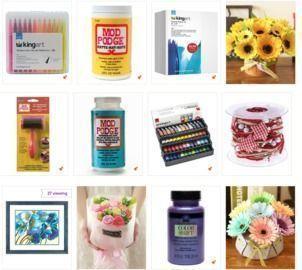 Zulily - Craft Supplies - Starting at $6.99!