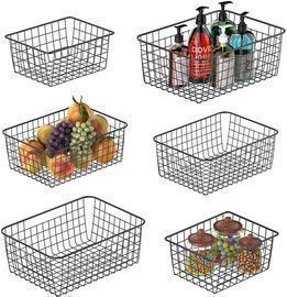Wire Storage Baskets