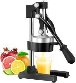 Manual Heavy Duty Commercial Citrus Juicer