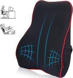 Back Cushion Lumbar Support Pillow