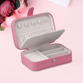 Travel Jewelry Organizer Box