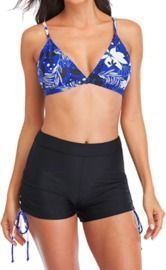 Boyshort Bikini Swimsuits