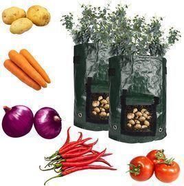 2pk 10 Gallon Potato Grow Bags